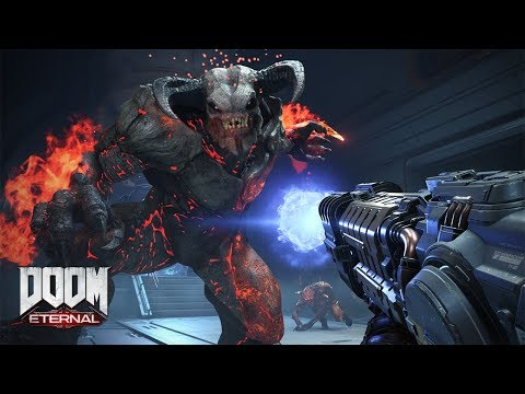 Séquence de gameplay QuakeCon 2018 de DOOM Eternal