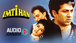 Imtihan Jukebox - Full Album Songs | Sunny Deol, Saif Ali Khan, Raveena Tandon