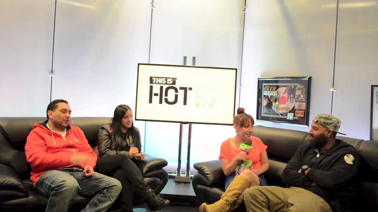 Interview With Hot97 on YoChecka