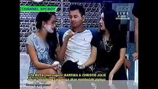 Video Pesbukers Kartika & Christie Di hipnotis Uya  Tes Kejujuran tentang Raffi MP3, 3GP, MP4, WEBM, AVI, FLV Mei 2018