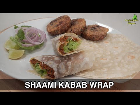 Shaami Kabab Wrap - Ramzan Special 10 July 2014 11 AM