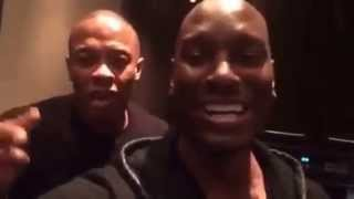 Dr Dre Hip Hop's first Billionaire Celebrates With Tyrese gibson