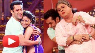 Salman Khan Promotes Jai Ho - Comedy Nights With Kapil