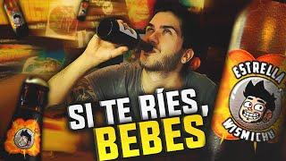 La cerveza podrida | #SiTeRíesBebes