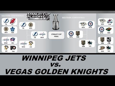 NHL - 2018 Stanley Cup Playoffs Predictions - Round 3 Update