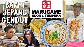 Video MARUGAME UDON !! Lebih Enak Dari Ramen ?? MP3, 3GP, MP4, WEBM, AVI, FLV April 2019
