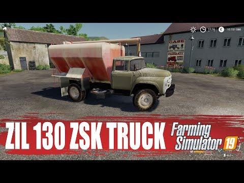 Zil 130 ZSK Truck v1.1.0.1