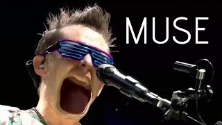 Hysteria but it's a complete shit show   Muse