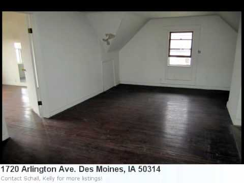 Homes For Sale In Des Moines, Ia! Take A Peek At 1720 Arling