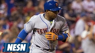 While you were sleeping, Yoenis Cespedes went deep three times. NESN.com's Rachel Holt recaps the night that was, presented by Bedgear. For more: http://www....