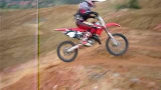 6. Honda CR 125 R 2007 - climbing 55° hill
