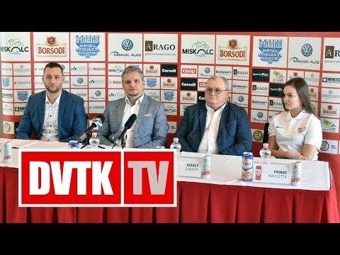 Kosárlabda sajtótájékoztatók 2017/2018