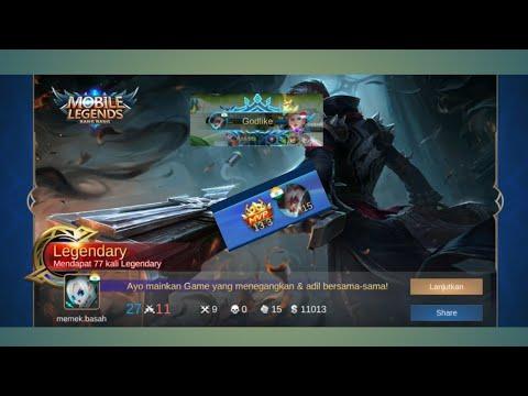 META MARKSMAN OFFLANE IS BACK??! // Game Play Mobile Legend Bang Bang
