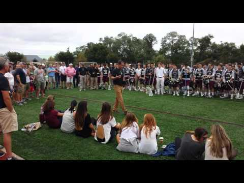 Washington College Men's Lacrosse - Charlie Moloney Award 2015