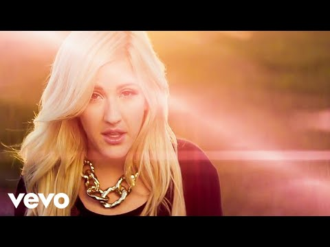 Ellie Goulding - Burn (видео)