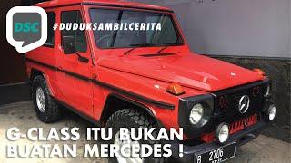 Video Duduk Sambil Cerita: G-Class Itu Bukan Buatan Mercedes - Episode 12 MP3, 3GP, MP4, WEBM, AVI, FLV Agustus 2018