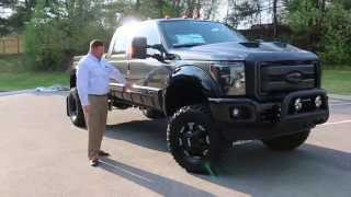 2015 F350 FTX Black Out Dually By Tuscany Lifted Fully Loaded