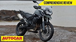 10. Triumph Tiger 800XC | Comprehensive Review | Autocar India