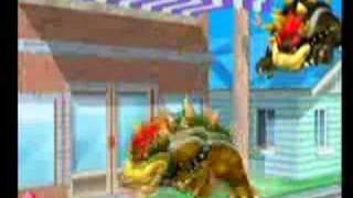 """Melee clips make a music video for Green Day's """"Basket Case"""" [3:32]"""