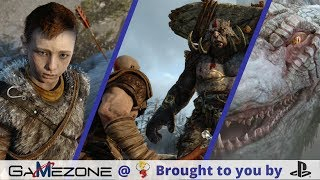 God of War PS4 - Kratos will be less angry? Interview with Santa Monica Studios