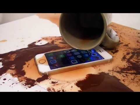 how to make water evaporate in a phone