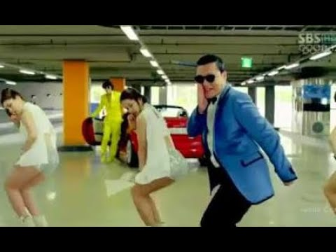 PSY: Gangnam Style / Official Music Video