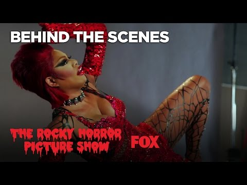 The Rocky Horror Picture Show Event (Featurette 'Finding Frank N. Furter')