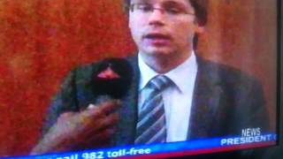 Ethiopia - Launch Of IMP And SPX - National TV News.MOV