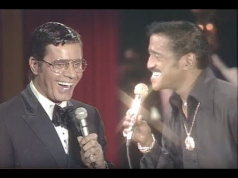 "Jerry Lewis & Sammy Davis Jr. - ""Scatting"" & ""Come Rain Or Come Shine"""