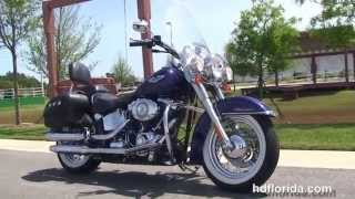 3. Used 2007 Harley Davidson Softail Deluxe Motorcycles for sale - Ft. Walton Beach