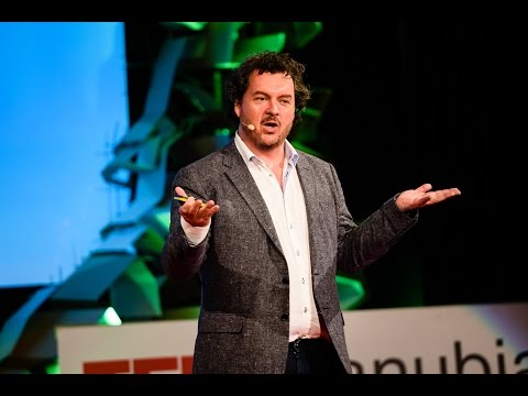 Happiness is a serious business - Nic Marks - TEDxDanubia