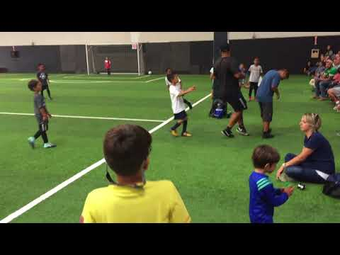 Team Rebels Futbol Factory Highlights