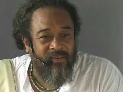 Mooji Video: What If I Run Out of Money?