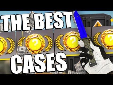 Opening CS:GO's MOST PROFITABLE CASES | TDM_Heyzeus