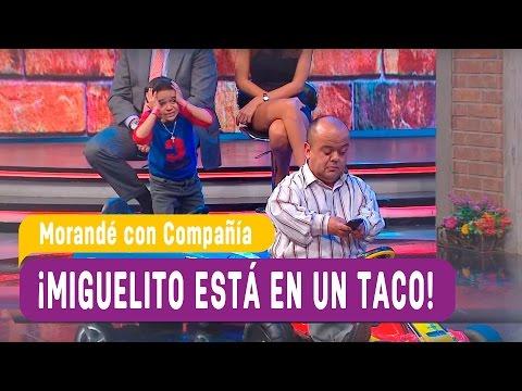 Miguelito está  en un taco - Morandé con Compañia
