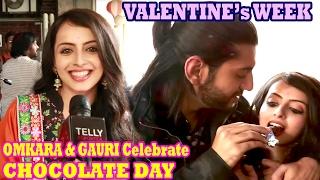 Kunal Jai Singh & Shreenu Parikh Celebrate CHOCOLATE DAY - Valentine's Week    Telly Reporter