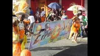Parade de Pointe-a-Pitre - Carnaval 2014