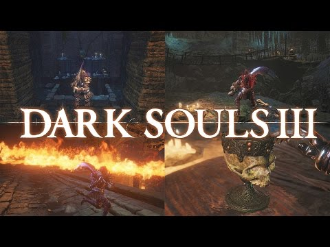 The Complete Guide To Dark Souls 3 - Catacombs Of Carthus And High Lord Wolnir
