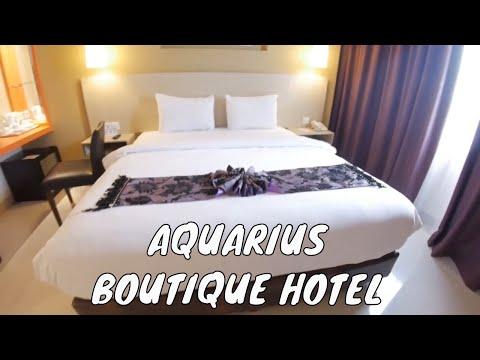 REVIEW AQUARIUS BOUTIQUE HOTEL SAMPIT - HOTEL TERBAIK DI SAMPIT