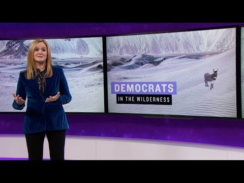 Democrats in the Wilderness   Full Frontal with Samantha Bee   TBS