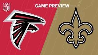 Faclons vs. Saints (Week 3 Preview) | Monday Night Football | Move the Sticks | NFL by NFL