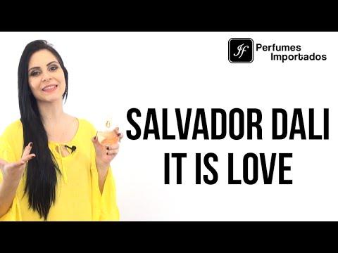 Salvador Dali It is Love Feminino