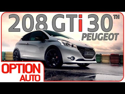 ★ Test Drive • Peugeot 208 GTi 30th (Option Auto) (видео)