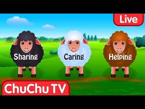 Video songs - ChuChu TV Classics - Popular Nursery Rhymes & Songs For Kids - Live Stream