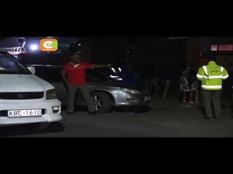 30 drunk motorists arrested at NTSA swoop in Nairobi (видео)