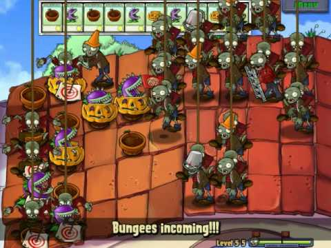 Video 3 de Plants vs Zombies: Trailer de Plants vs Zombies