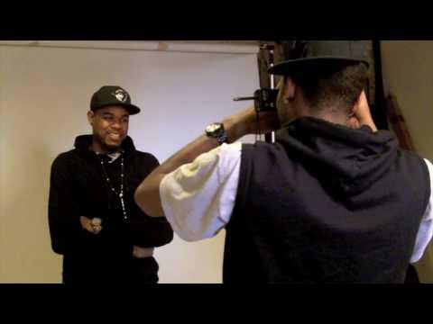 Amir Johnson - Behind The Scenes Of My Photoshoot