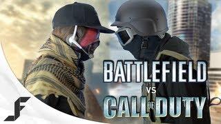 Battlefield vs Call of Duty Rap Battle!