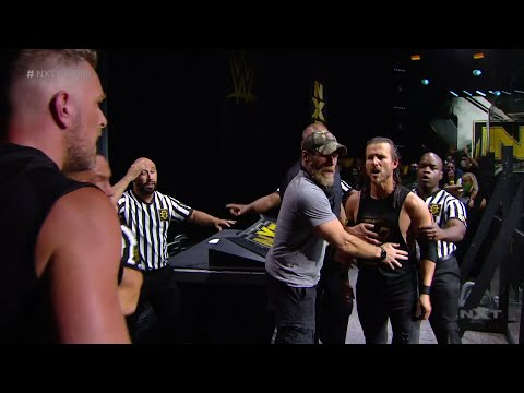 Pat Mcafee Attacks ADAM COLE | WWE NXT Review 8/5/2020
