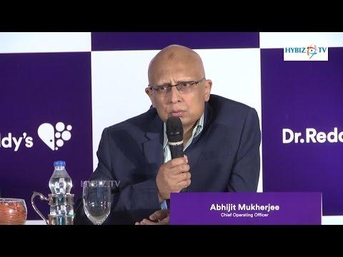 , Abhijit Mukherjee-Dr. Reddys Q2 & H1 FY17 Results